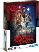 Stranger Things Puslespil - Sæson 1