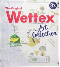 Wettex Disktrasor Art Collection Nordic 3-pack - 21% rabatt