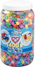 Ironing beads Maxi in Pot-Pastelmix (050) 14