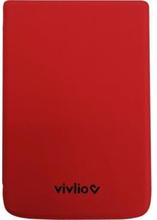VIVLIO - Smart beskyttelsesetui kompatibel med TL4 / TL5 og THD + - rød