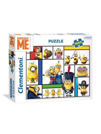 Puzzle Minions 1000st. - Proshop