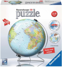 3D Globe Earth 540st. Puzzle 3D