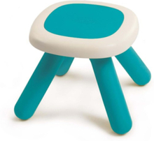 Outdoor Stool - Blue - Furniture & Storage