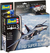 Model Set Grumman F-14D Super Tomcat Airpla