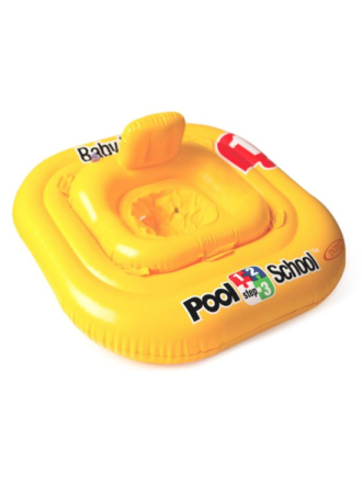 Deluxe Baby Float Pool School Step 1 79X79 Cm.
