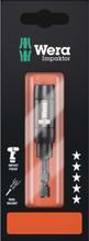897/4 IMP R SB Impaktor Halter mit Ringmagnet und Sprengring, 1/4 Zoll x 75 mm