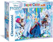 Maxi Puzzle Disney Frozen 24st.