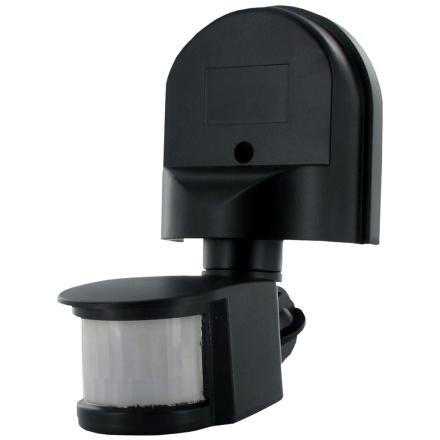 Smartwares bevægelsessensor 180° 12 m sort ES90