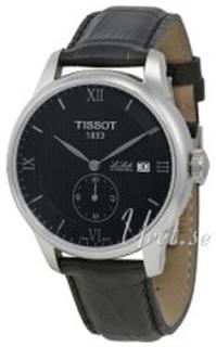 Tissot T006.428.16.058.01 Tissot T-Classic Sort/Lær Ø39.3 mm