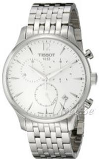 Tissot T063.617.11.037.00 Tissot T-Classic Sølvfarget/Stål Ø42 mm