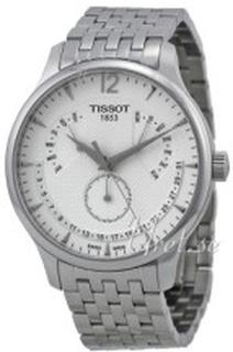 Tissot T063.637.11.037.00 Tissot T-Classic Sølvfarget/Stål Ø42 mm