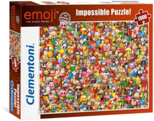 Impossible Puzzle Emoji 1000st.