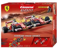 GO !!! Race track - Ferrari Race Spirit