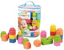 Baby Clemmy Soft Blocks 24st.