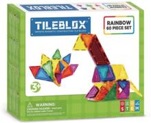 Tileblox Rainbow set 60dlg.