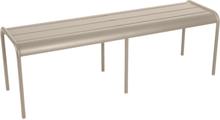 Fermob Luxembourg Benk 145 cm -Nutmeg