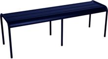 Fermob Luxembourg Benk 145 cm -Deep Blue