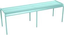 Fermob Luxembourg Benk 145 cm -Lagoon Blue