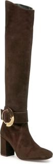 Over-knee boots PINKO - Laetitia Stivale AI 20-21 PBKSH 1P21Y6 Y6Q9 Brown M04