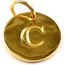 Beloved Letter Gold C, ONESIZE