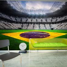Fototapet - Brazilian stadium (300 x 210 cm)