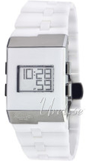 Kenneth Cole KC4733 Digital Hvit/Keramik
