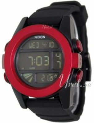Nixon A1971307-00 The Unit Svart/Plast Ø44 mm