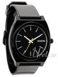 Nixon A119000-00 The Time Teller P Svart/Plast Ø40