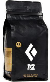 Black Diamond Black Gold Loose Chalk 200g klätterutrustning OneSize