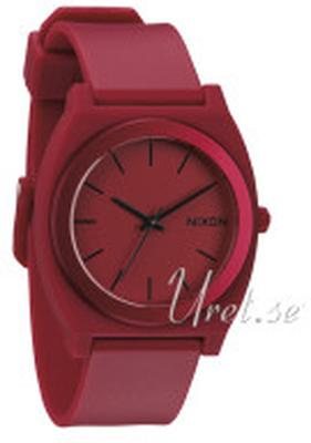 Nixon A1191298-00 The Time Teller P Röd/Plast Ø40