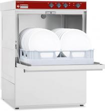 Underbordsopvaskemaskine - 230 V - 500 x 500 mm kurve - Fast Wash med indbygget blødgøring - 230 volt