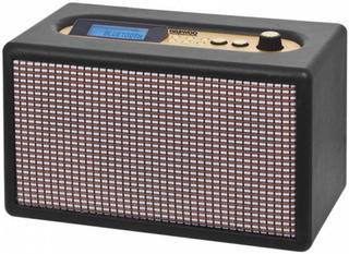Trådlös Bluetooth högtalare Daewoo DRP-137 USB 25W Radio Svart