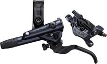 Shimano SLX M7120 Disc Brake Front Wheel black 2020 Skivbromsar