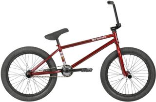 Haro SD AM 20 2019 Freestyle BMX Cykel 21 Deep Metallic Red