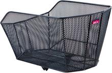 Unix Vitario Fixed Installation Basket black 2020 Cykelkorgar för pakethållare