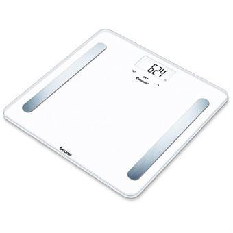 Beurer BF 600 Pure Kropsanalysevægt hvid med Bluetooth