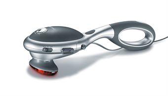 Beurer MG70 Massageapparat med aftageligt håndtag og infrarød varme