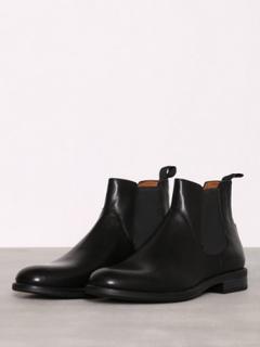 Vagabond Salvatore Chelsea boots Black