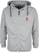Playstation - Console -Hettejakke - grå