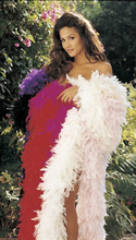 Shirley CHANDELLE FEATHER BOA