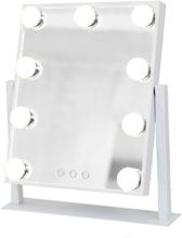 Sminkspegel Hollywood 9 LED