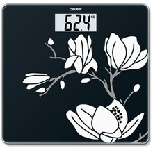 """Beurer GS 211 """"Magnolia"""" Glasvægt"""