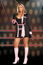 Dreamgirl Boxer Girl Plus Size