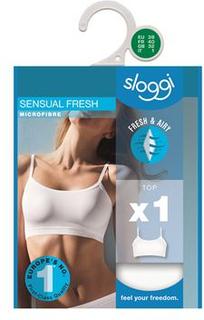 Sloggi Sensual Fresh H BH Top Hvid 36-44