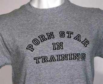 Porn Star In Training - Frandeli