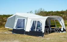 Camp-Let solseil Living Plus Sand