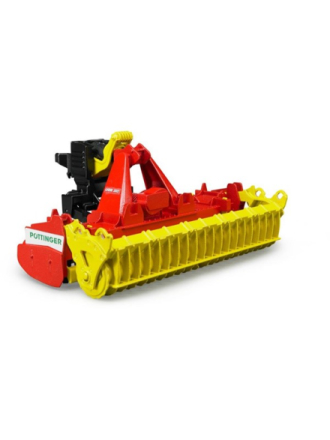 P?ttinger Lion 3002 rotary harrow