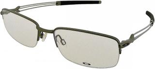 Oakley Oakley mäns tenn Ballista rektangulära glasögon (55mm)