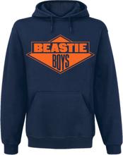 Beastie Boys - Logo -Hettegenser - marineblå