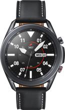 Samsung Galaxy Watch 3 4G 45mm Sort Läder sort